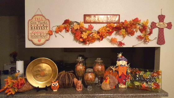 Decorate for fall on a budget with these tips!