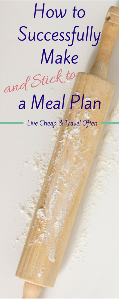 How to Actually Stick To Your Meal Plan