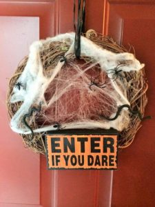 Decorate for Halloween on a budget with these tips from Live Cheap and Travel Often
