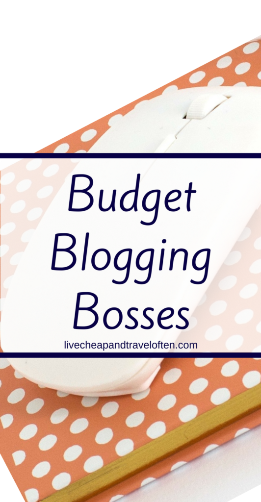 Facebook Group for Budget bloggers!