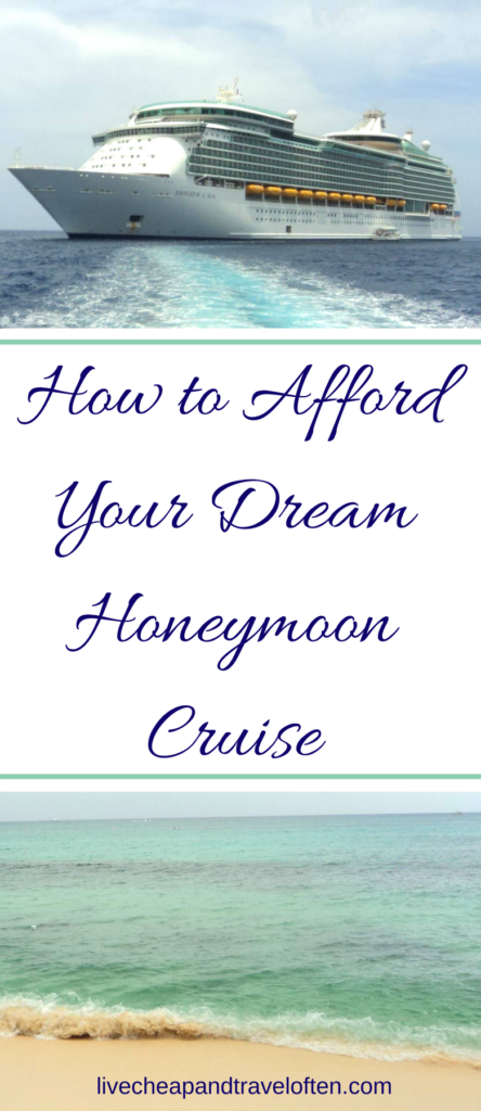 How to afford a cruise